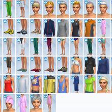 Sims4 dia spa ropa.jpg
