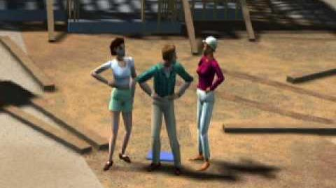 The Sims 1 Trailer