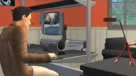 The Sims 2 - Ikea Home Stuff Official Trailer (PC)