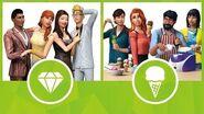 The Sims 4 Каталог «Роскошная вечеринка» и «Классная кухня» Xbox и PS4