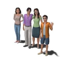 Famille Seng
