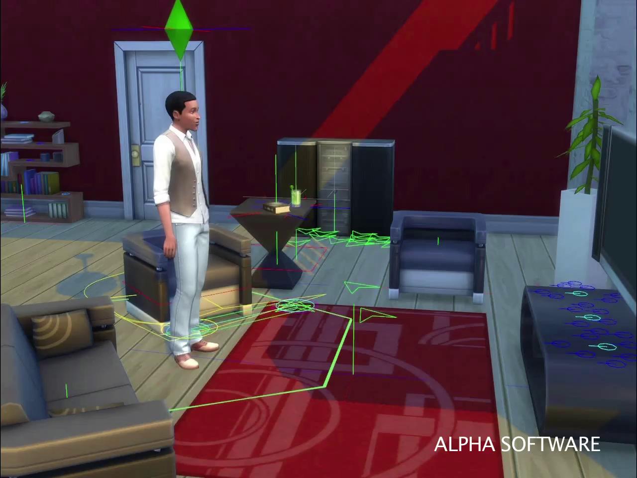 Les Sims 4 Alpha 01.jpg