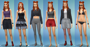 Lilith Pleasant Young Adult CAS