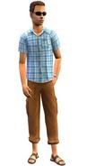 Sims 2 H&M Render 6