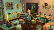 Sims 4 Portentos del Punto 7