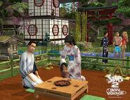 The Sims 2 Bon Voyage Screenshot 07