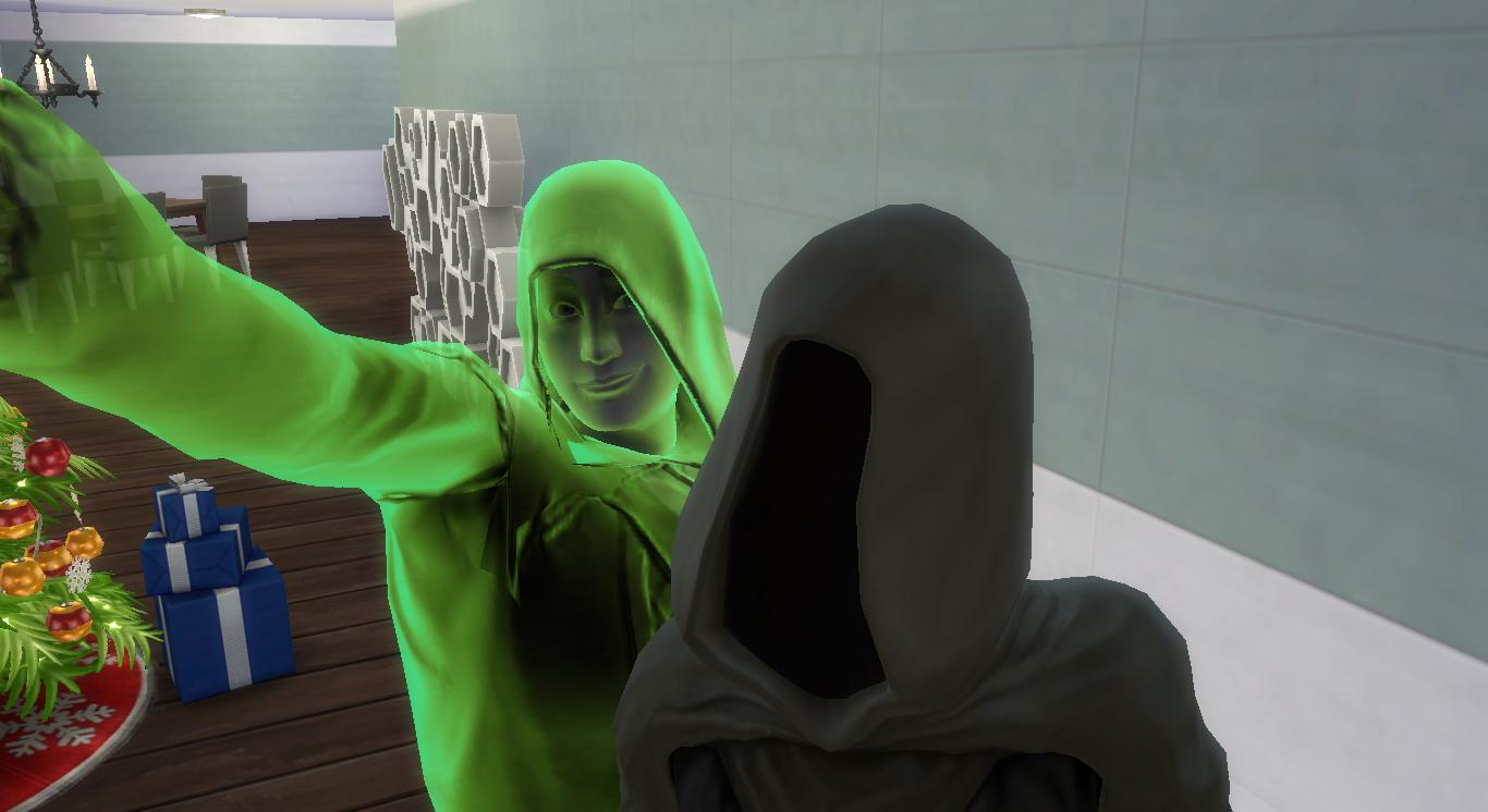Cheats sims reaper 4 grim The Sims