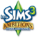 Logo Les Sims 3 Ambitions.png