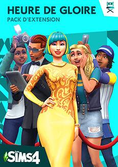 Packshot Les Sims 4 Heure de gloire (V2).jpg