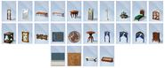 Sims4 Y el Reino de la Magia Objetos2