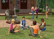 The Sims 2 University Screenshot 04