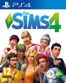 The Sims 4 - PlayStation 4 box art.jpg