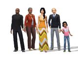 Famille Spencer-Kim-Lewis