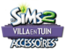 De Sims 2 Villa & Tuin Accessoires Logo.png