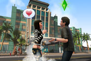 Les Sims 3 Wii 14