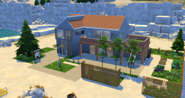 The Quarry Building (Community Garden)