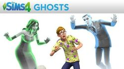 The Sims 4 Ghosts Official Trailer