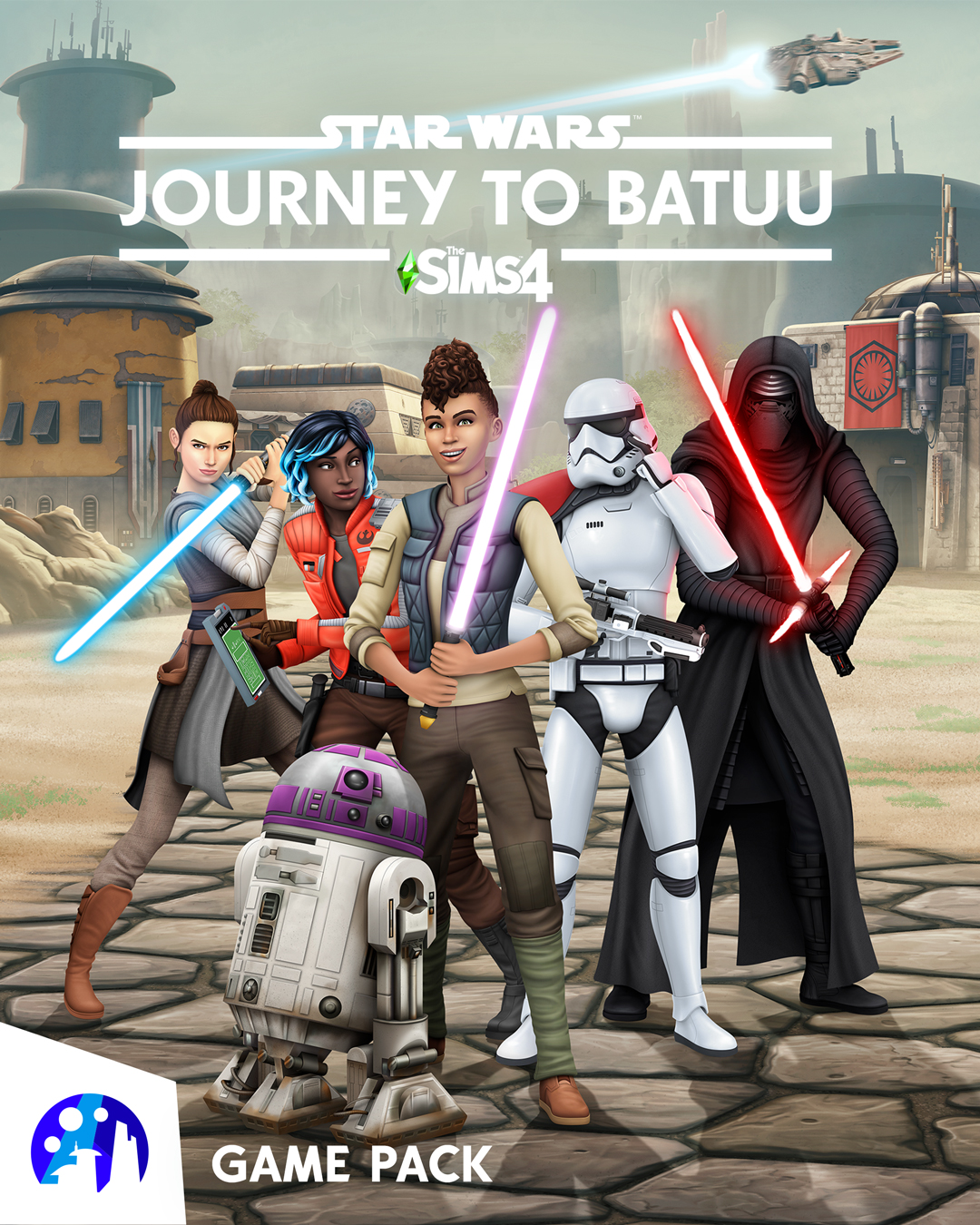The Sims 4: Путешествие на Батуу