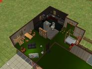 Ts2 custom apartment gg - furnishings