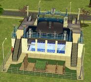Элитный фитнес-зал