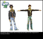Les Sims 2 Console Concept Roman Pangilinan 3
