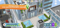 Les Sims FreePlay (iPhone) 1