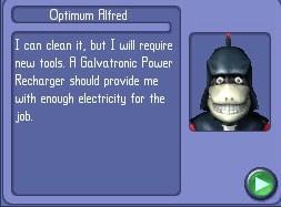 Optimum Alfred