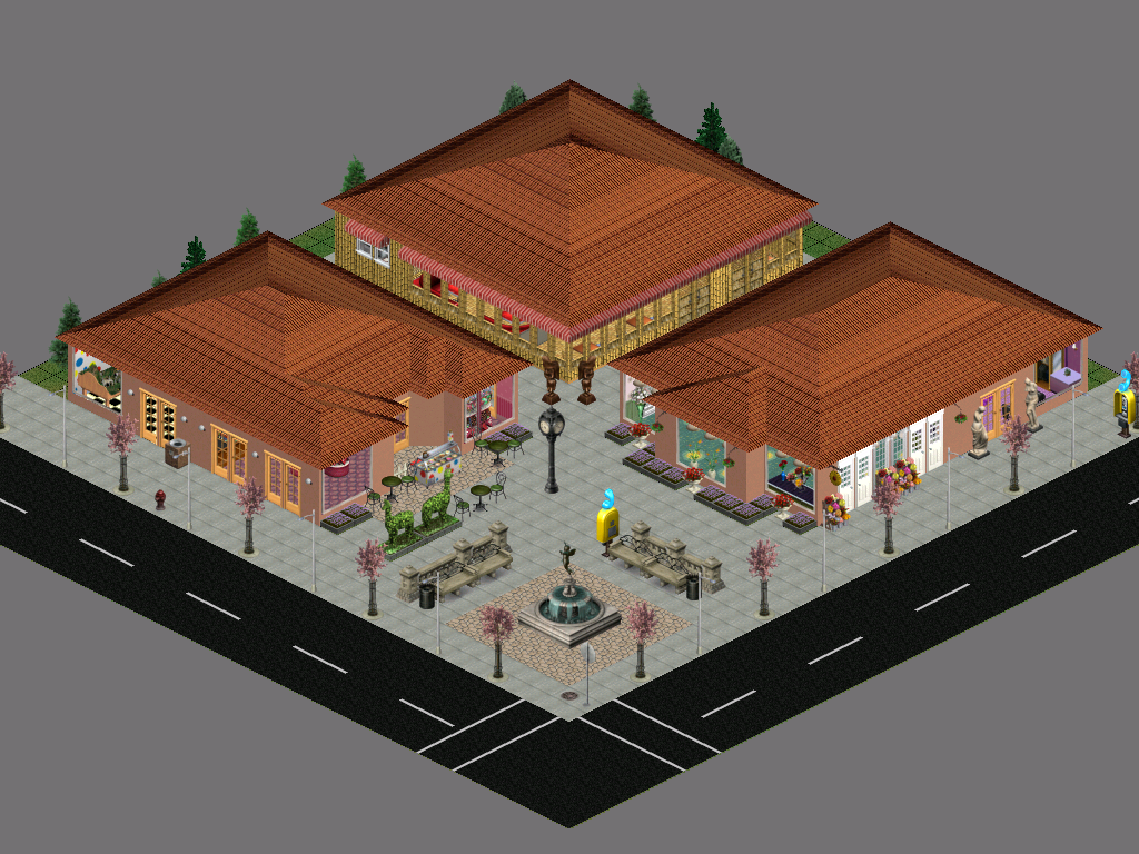 Landgraab Mall