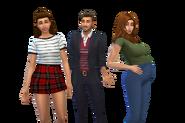 Lincoln croft family 8
