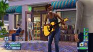 TS3 console guitarplaying