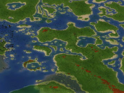 Городки в The Sims Online