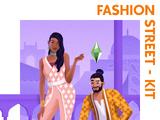 Los Sims 4: Fashion Street - Kit
