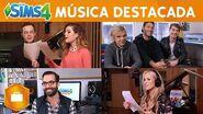 The Sims 4 Get to Work Simlish Music Spotlight