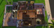 Sultry Springside first floor