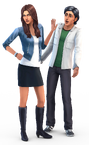 Les Sims 4 Render 08