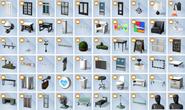 Sims4 A Trabajar Objetos2