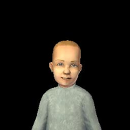 Drew Carpenter Toddler