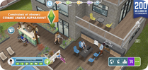 Les Sims FreePlay (iPhone) 2
