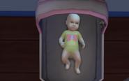 TS4 Baby Girl