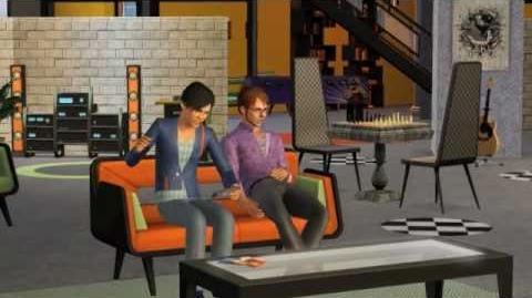 The Sims 3 Современная роскошь Каталог Трейлер