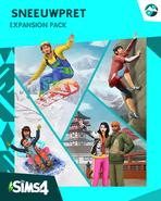 De Sims 4 Sneeuwpret Cover