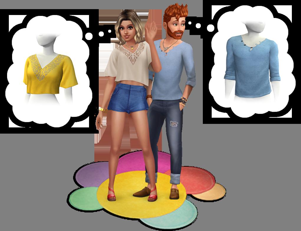 Les Sims Mobile