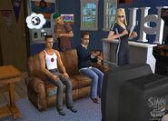 The Sims 2 University Screenshot 39