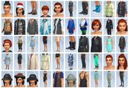 Sims4 Y Las Cuatro Estaciones CAS2