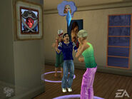 The Sims 2 (console) Screenshot 3
