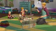 Sims4 Papas y Mamas 3