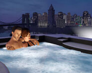 TS3 latenight hottub
