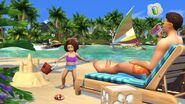 The Sims 4 Island Living Screenshot 04