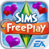 The Sims Freeplay Valentine's Day update icon