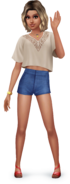The Sims Mobile Render 02